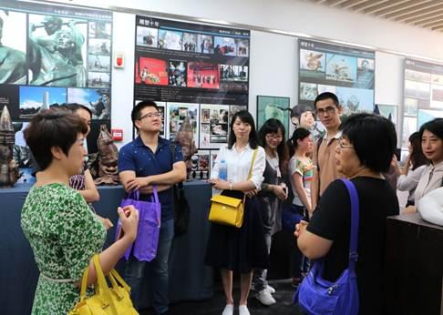 华侨大学公共管理学院姜泽华教授一行来访